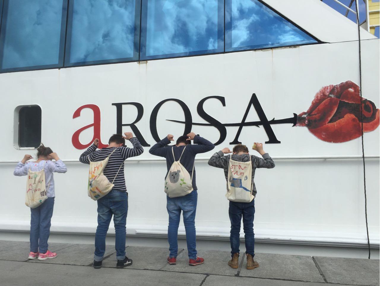 Ostern auf der A-ROSA
