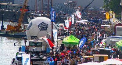 1. Hafenfest Frankfurt