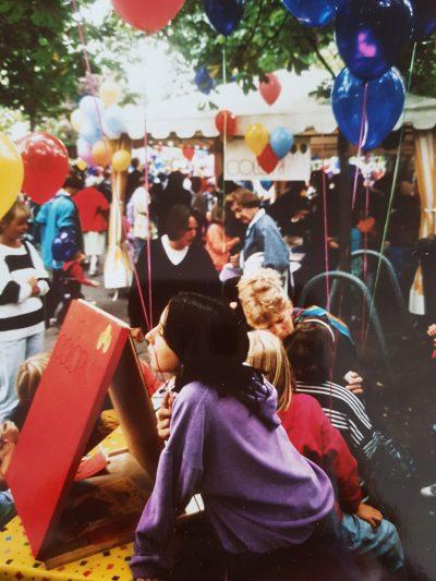 COLORI Kinderfest Anfang der 90er