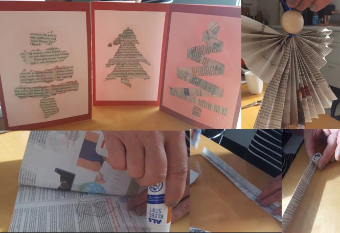 COLORI Events weihnachtliche Kreativaktionen - Ideen für Ihre Weihnachtsfeier