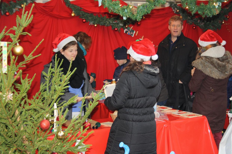 Tafel Weihnachtsmarkt - social events