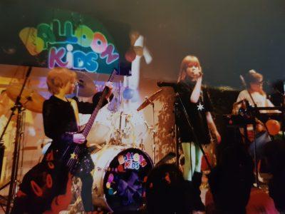 Mädchenband Balloon Kids