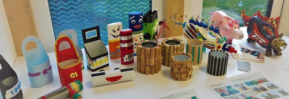 COLORI Events Recycling Kunst - Ideen für Ihre Weihnachtsfeier