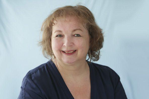 Carola Baumgarten, Inhaberin der Eventagentur COLORI