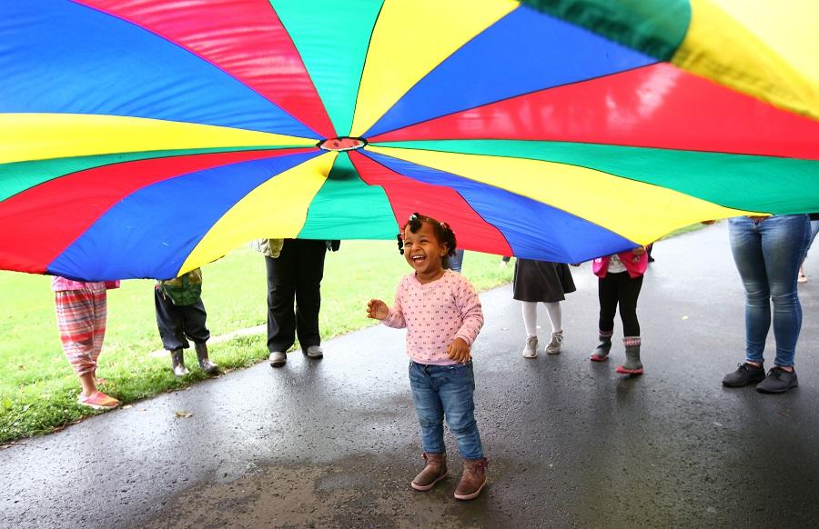colour your kids event